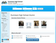 Tablet Preview of gunnisonhighschool.org
